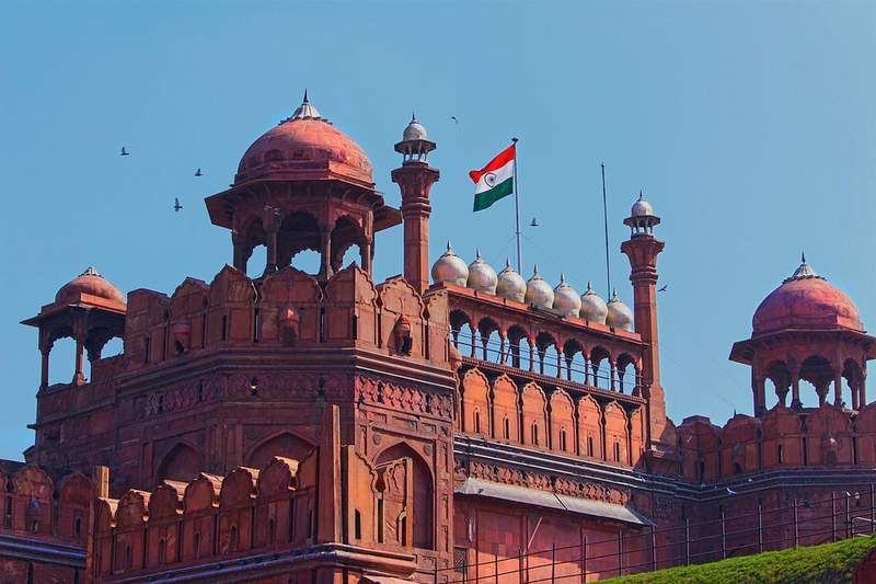Red Fort - Historical Places to visit in Delhi