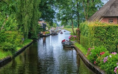 Netherlands Itinerary One Week: the Ultimate Netherlands Road Trip Route Map
