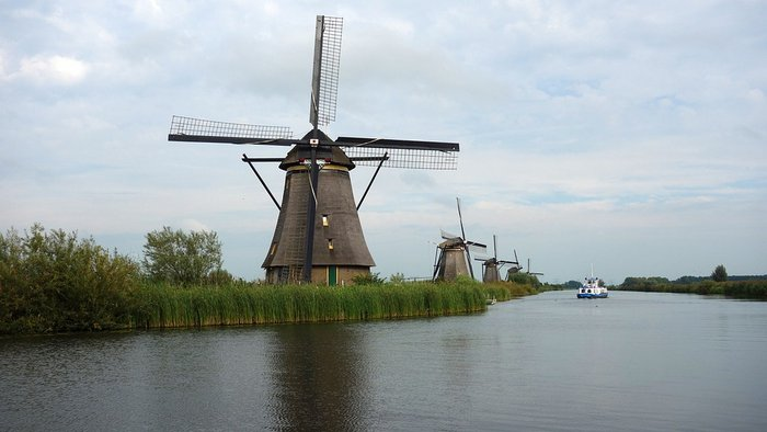 Kinderdijk windmills - Netherlands Itinerary for one week