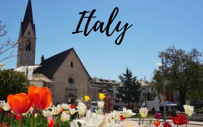 Italy - Blog posts