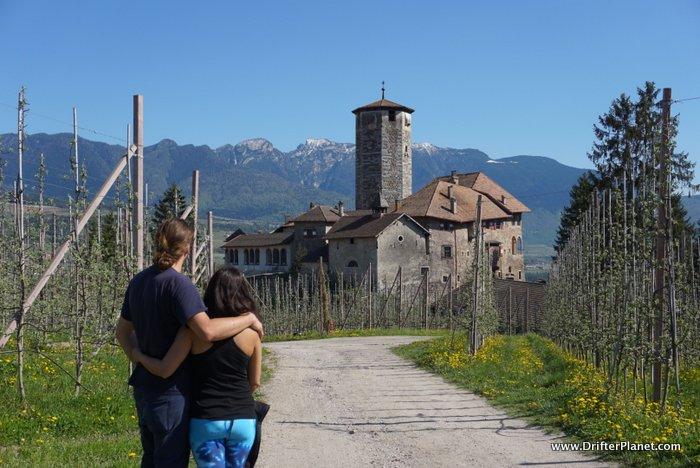Castel Valer in Ville d'Anaunia - Val di Non, Trentino, Italy