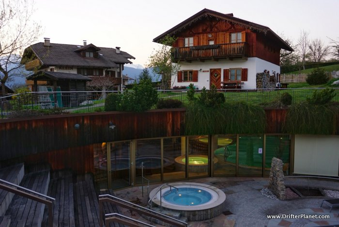 Pineta Hotel and Spa, Tavon, Val di Non, Trentino, Italy
