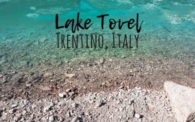 Lago di Tovel – the [Red] Lake of Mysteries in Trentino, Italy [Adamello-Brenta nature park]