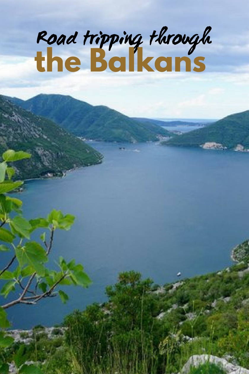 Travel the Balkans: the Ultimate Balkans Road Trip Itinerary [+ Route Map]