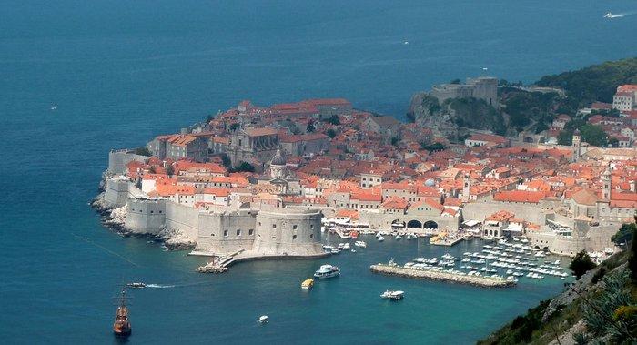 Dubrovnik - the Walled city in Croatia - Balkans Road Trip