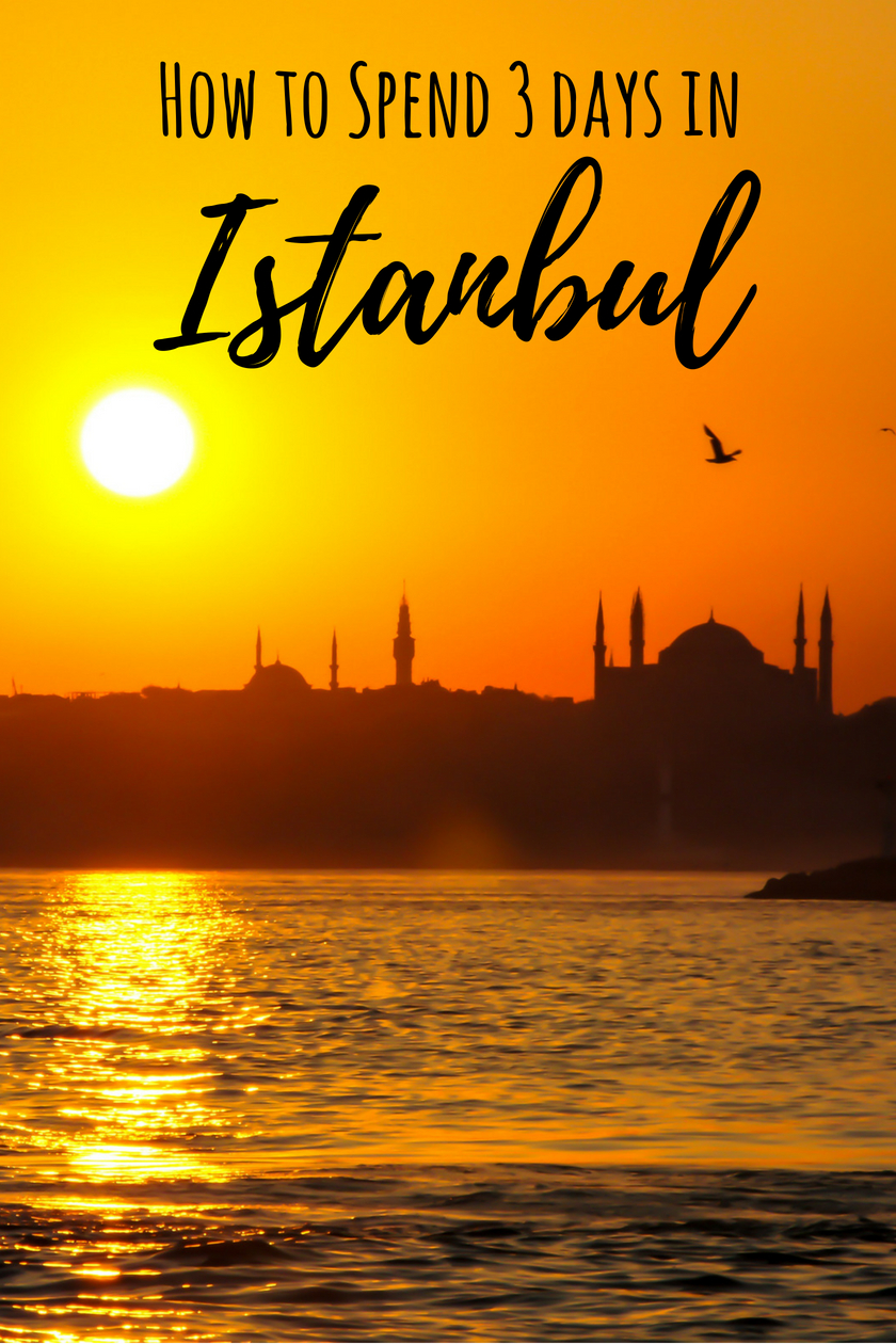 How To Spend 3 Days In Istanbul  Itinerary   Turkey