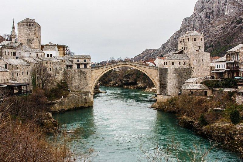 Mostar in Bosnia & Herzegovina - Travel to the Balkans