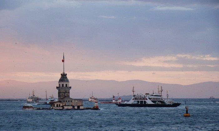 Sunset cruise over Bosphorous, Istanbul itinerary