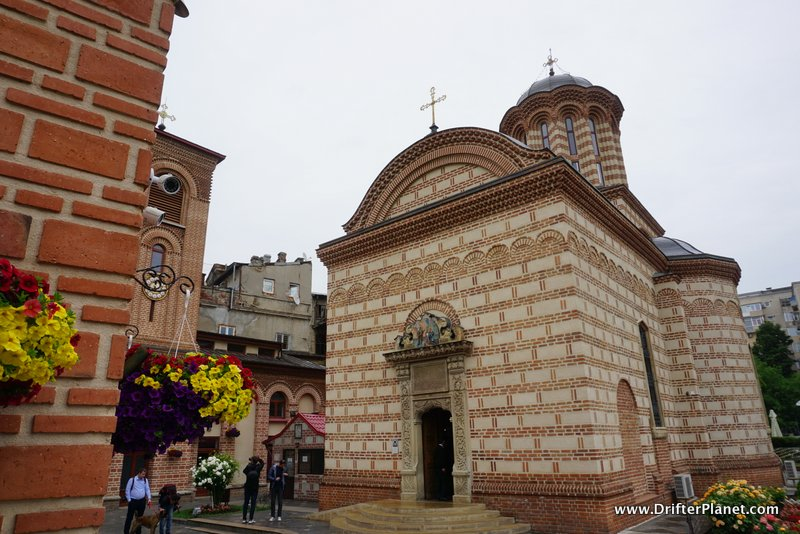 Biserica Coltea Church, Bucharest, Romania