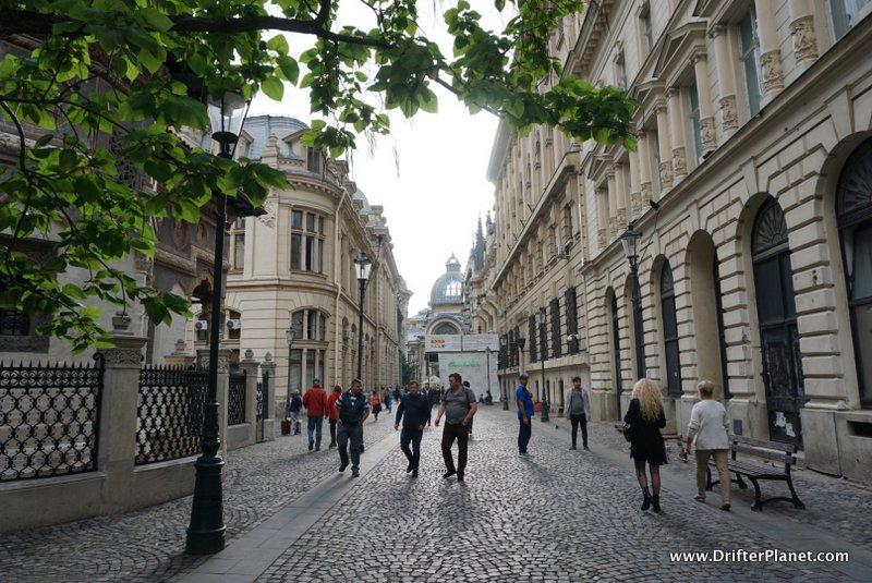 Bucharest Streets - Old Town Bucharest