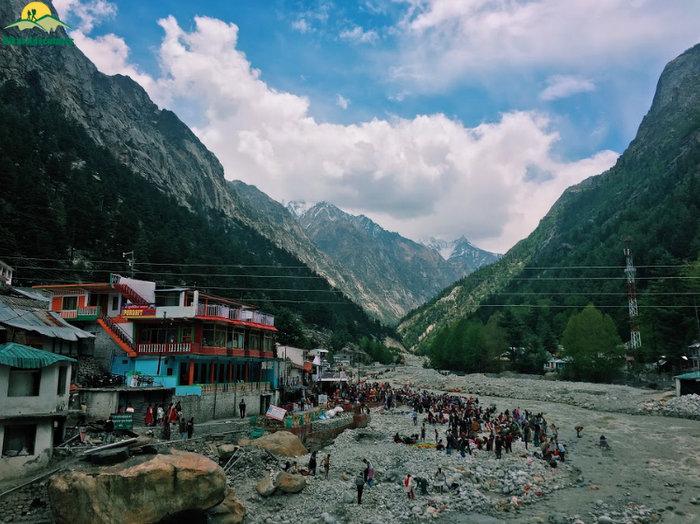 Gangotri - Starting Point for Kedartal Trek