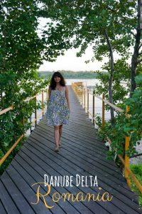 Green Village Resort in Danube Delta, Romania