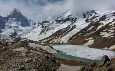 Kedartal Trek – Shiva's Lake in the Himalayas, India