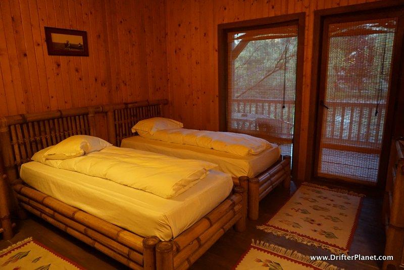My room in Green Village Resort, Sfantu Gheorghe, the Danube Delta, Romania