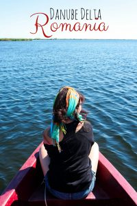 Slow Boat ride in Danube Delta, Romania