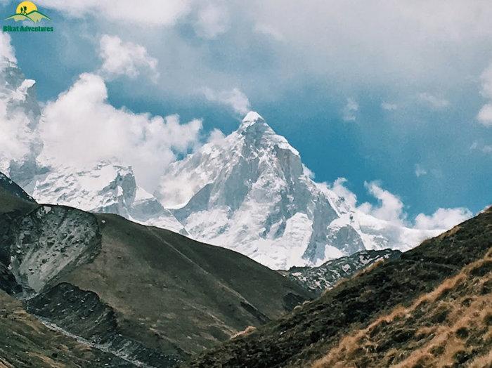 Thalay Sagar - on the way to Kedartal Trek
