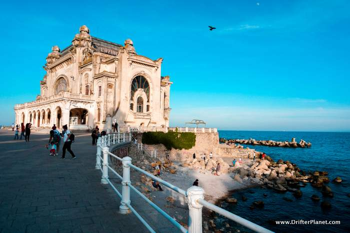 Abandoned Casino Constanta - things to do in Constanta, Romania