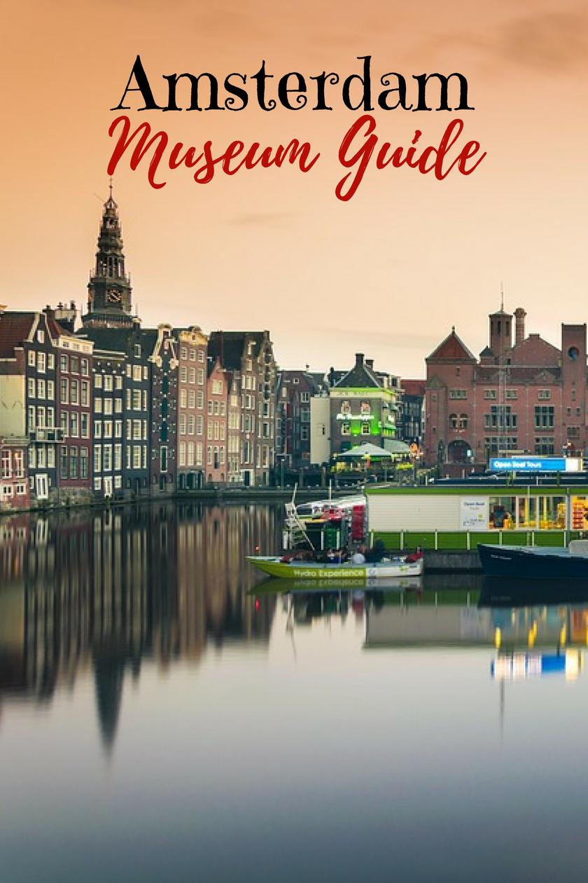 Amsterdam Museum Guide - art museums in Amsterdam and more