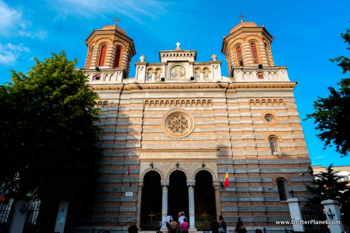 Cathedral of Saints Peter and Paul, Constanta, Romania