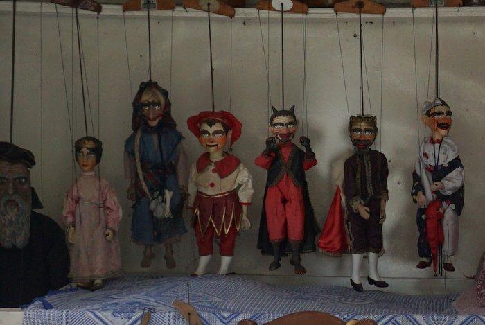 Czech Puppets