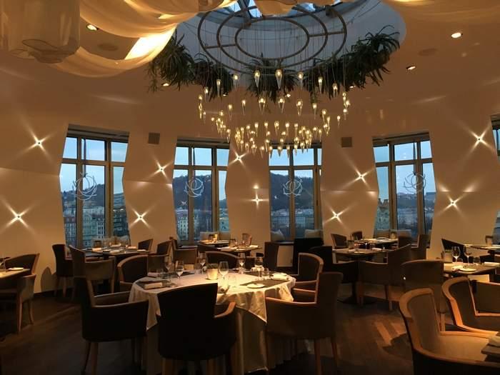 Dancing House Hotel Prague - Breakfast