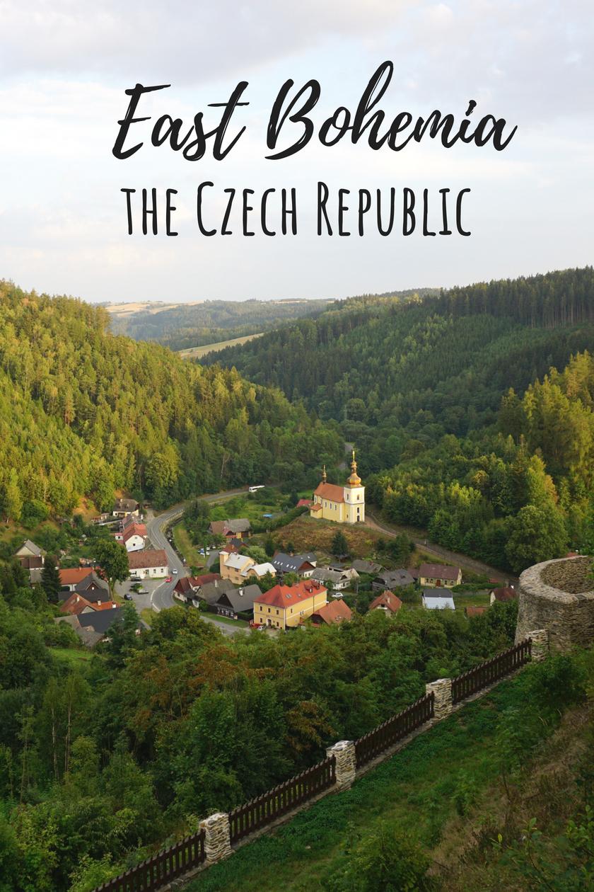 East Bohemia, Czech Republic - Pardubice region