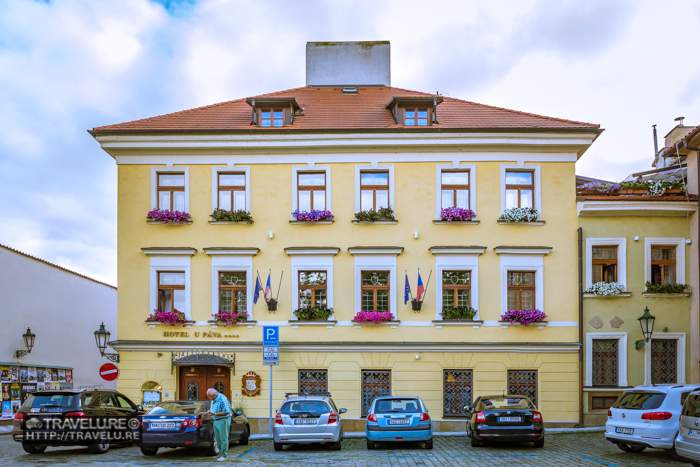 Hotel u Páva Prague - Hotels in Prague