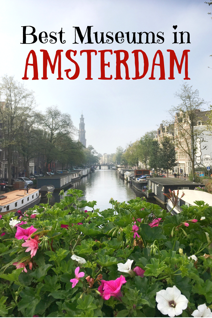 List of Amsterdam's museums and tips about which museums in to visit in Amsterdam