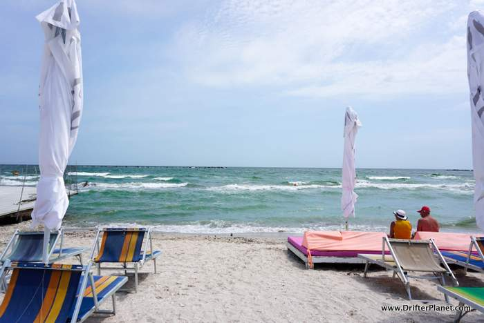 Mamaia Beach, things to do in Constanta, Romania