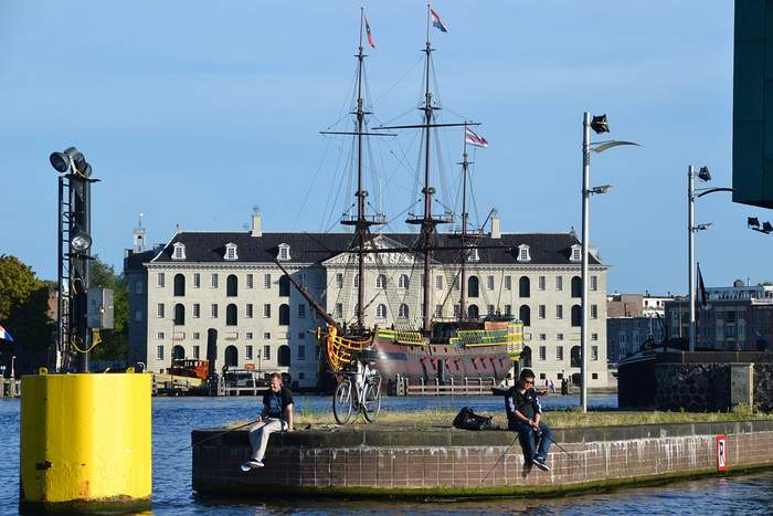 Maritime Museum Amsterdam - Best Museums in Amsterdam