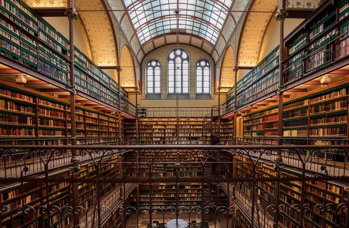 Rijksmuseum Research Library - Amsterdam museums