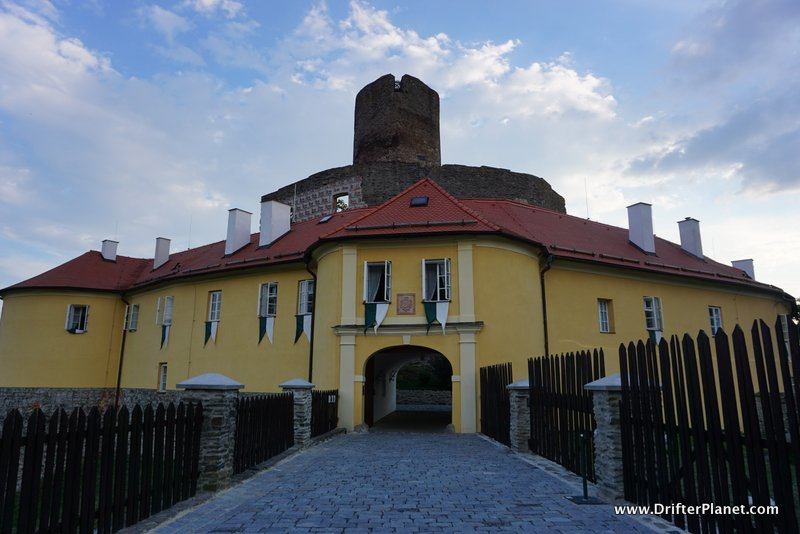 Svojanov Castle, East Bohemia, Czech Republic