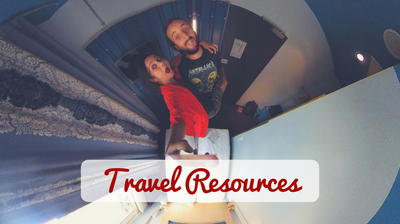 Travel resources and websites - Drifter Planet
