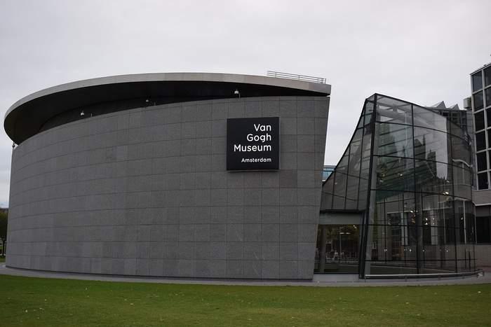 Van Gogh Museum, Amsterdam - Amsterdam museums
