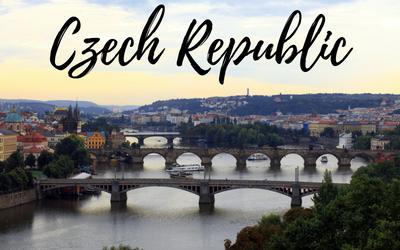 Czech Republic - Travel Blog posts