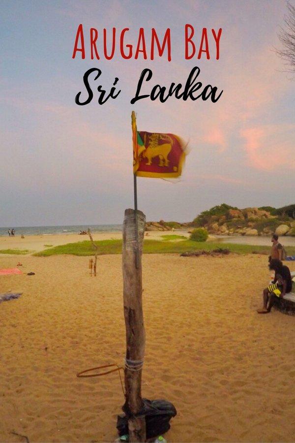 Arugam Bay, Sri Lanka - top surfing and beach destination in Sri Lanka