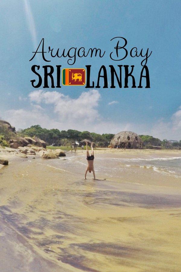 Arugam Bay Beach, Sri Lanka - Surfing and beach destination in Sri Lanka's East Coast