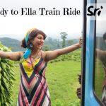Kandy to Ella Train Journey in Sri Lanka: Info + Pics + Scenic Stops + Itinerary