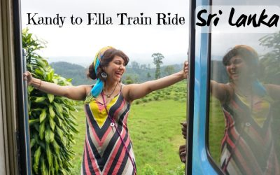 Kandy to Ella Train Journey in Sri Lanka: Info + Pics + Scenic Stops + Itinerary