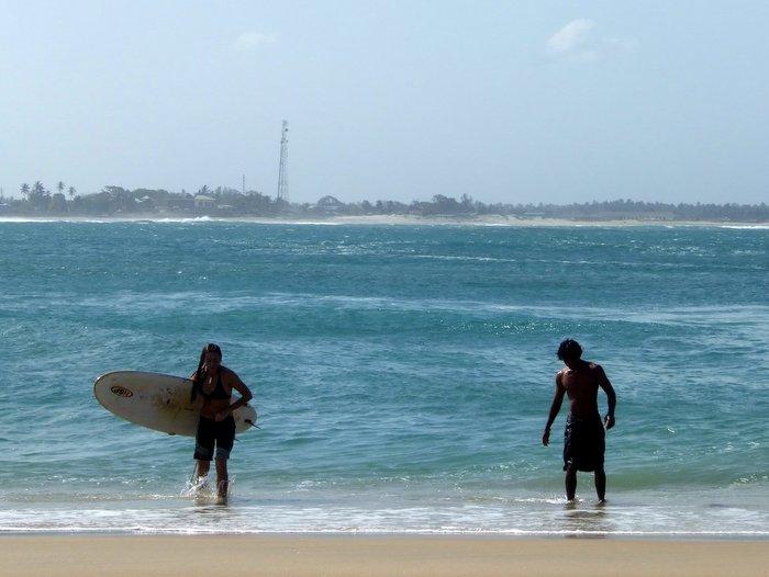 Surfing Arugam Bay Sri Lanka