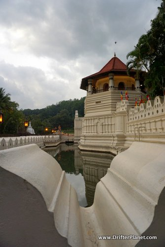 Temple of the Sacred Tooth Relic in Kandy