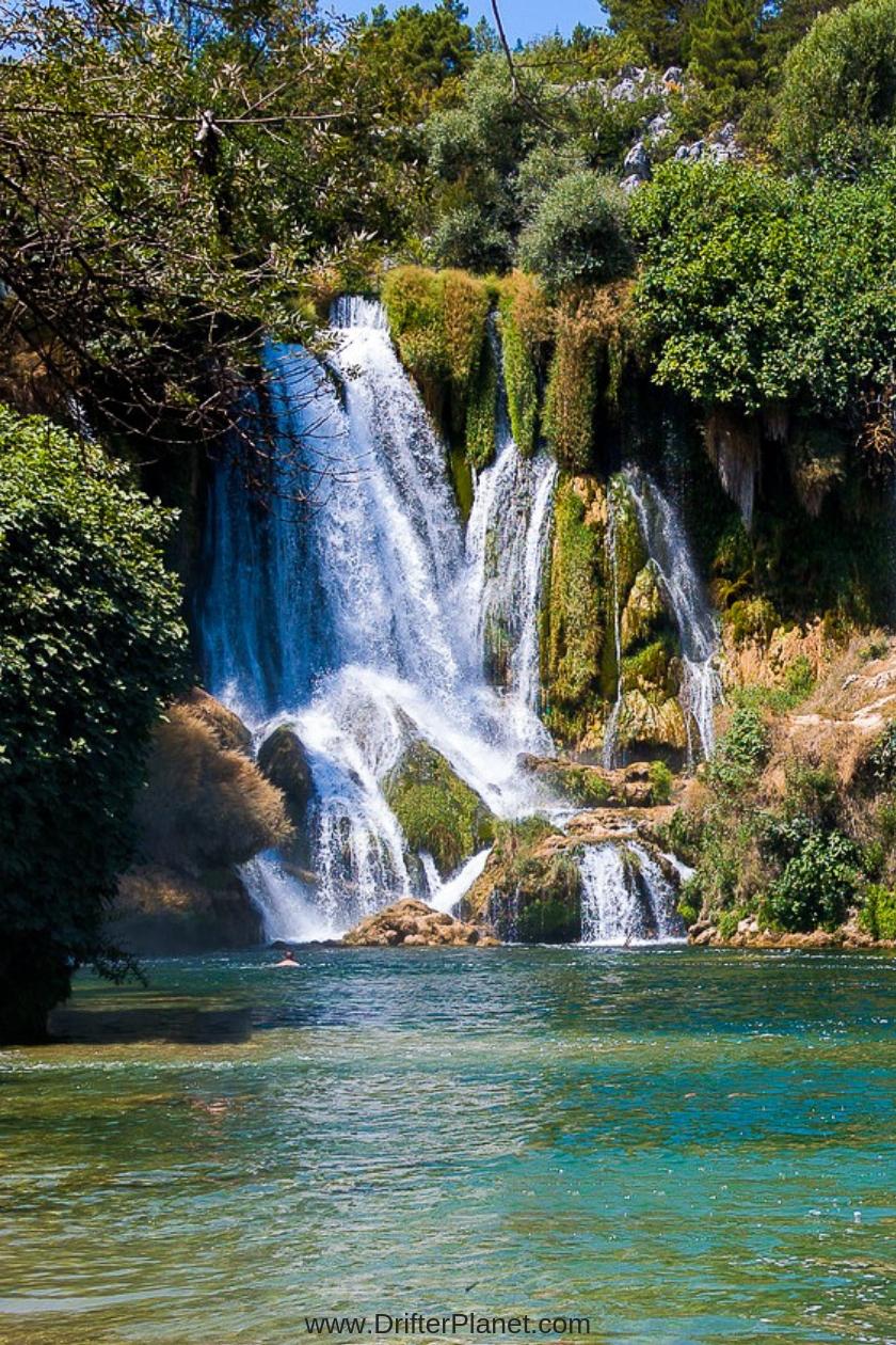 The Massive Kravice Waterfalls, Bosnia and Herzegovina