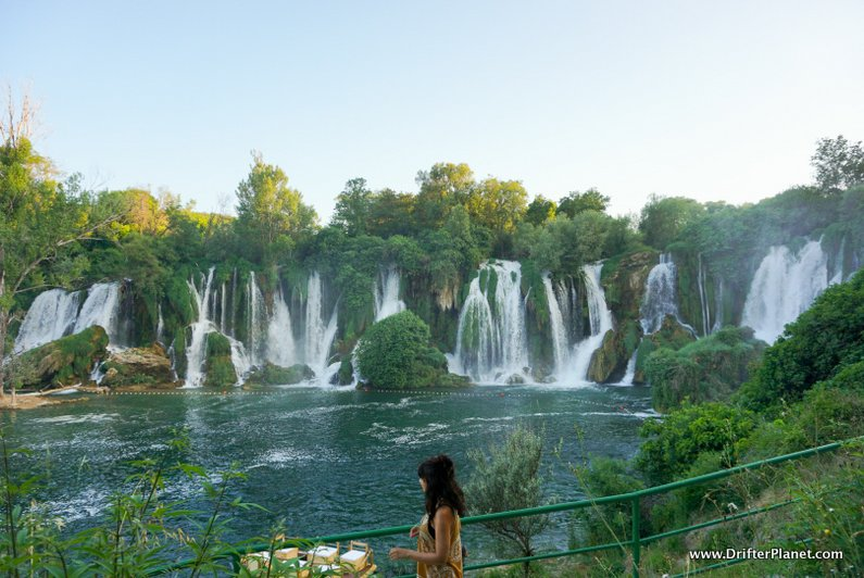 The Spectacular Kravice Waterfalls in Bosnia and Herzegovina