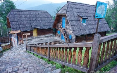 Drvengrad – A {Little} Wooden Village in Mokra Gora, Serbia