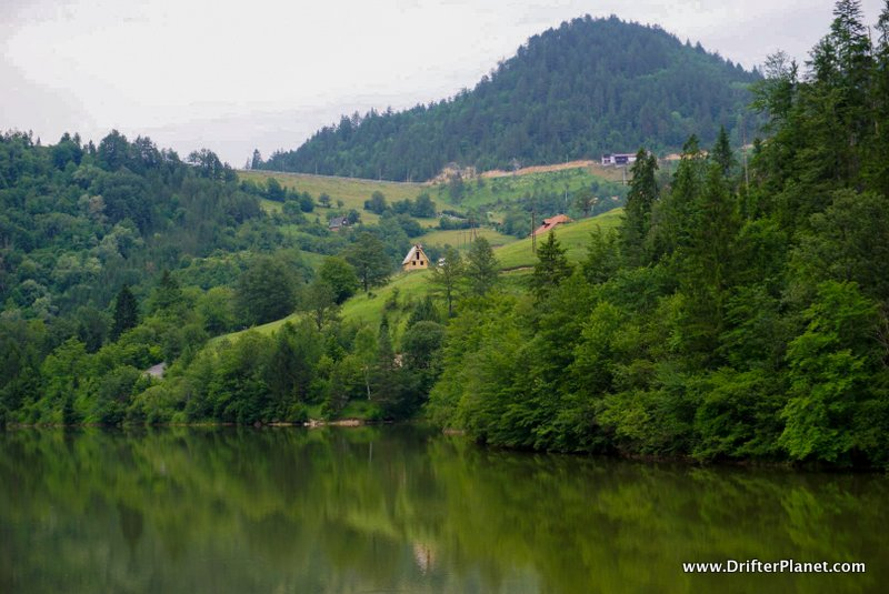 Tara National Park near Mokra Gora, Serbia