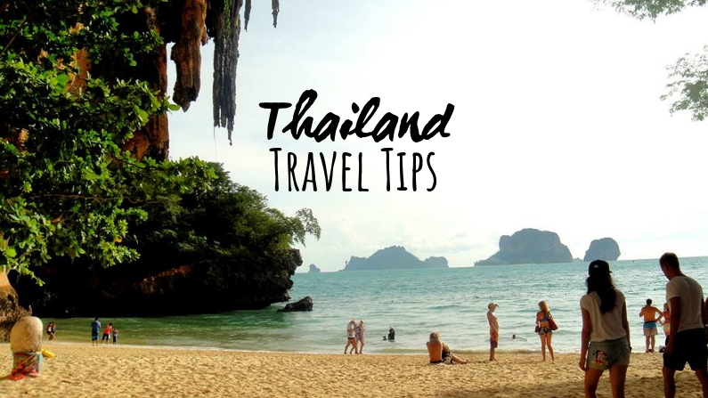Thailand Travel tips - essential things you must know before you go