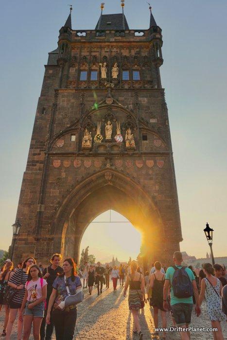 Old Town Bridge Tower Prague