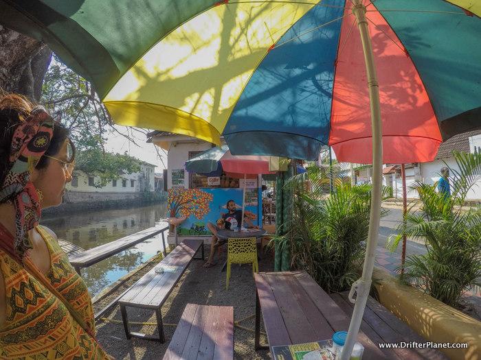 Paradiso Cafe Alleppey Kerala