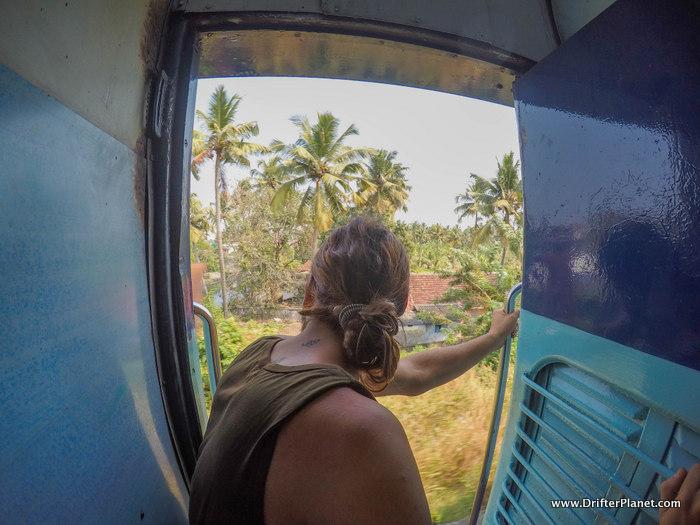 Train from Goa to Alleppey via Cochin Ernakulam, Kerala