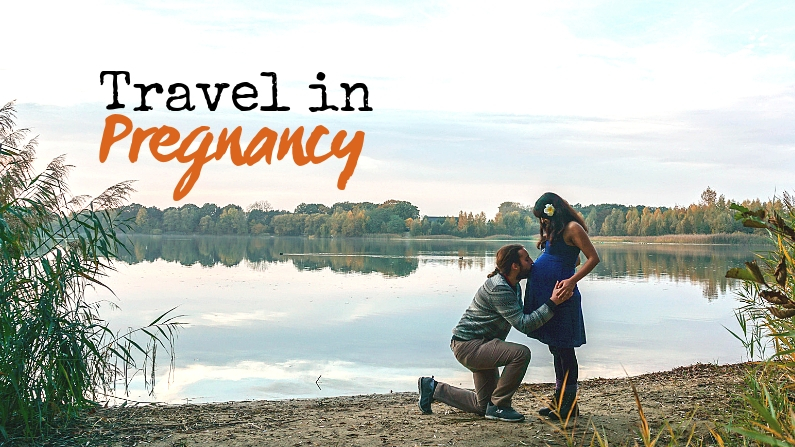 Tips for Traveling When Pregnant  (I Traveled Safely During My Pregnancy to 7 Countries)